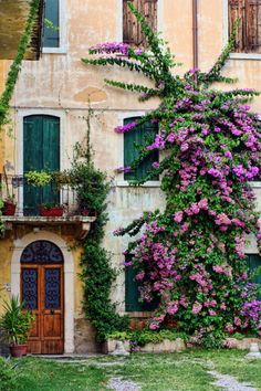 Garda, Lake Garda, Italy Lago di Garda, Italia - we shall meet again ♡ Oh The Places You'll Go, Places To Travel, Lonly Planet, Beautiful World, Beautiful Places, Lake Garda Italy, Exterior, Dream Vacations, Italy Travel