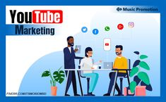 You have a great YouTube channel with awesome content and you are looking to promote your channel to more people? This offer will boost your video with Google ads and top social sites, by helping to increase your engagement and bringing more audience to your video content.  #youtubemarketing #youtubepromotion #musicpromotion #subscribers #organictraffic #organicgrowth #socialbookmarking #videopromotion #videomarketing Youtube Advertising, Advertising Methods, Free Music Video, Music Videos, Infographic Video, Marketing Goals, Marketing Ideas, Social Media Video, Music Promotion