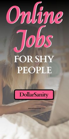 Legit jobs for shy people to make money online. Make Money From Home, Way To Make Money, Make Money Online, Shy People, Hate People, Legit Online Jobs, You Working, Good Job, Introvert