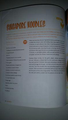 Singapore Noodles Jamie Oliver