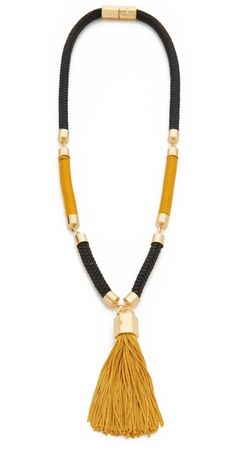 Holst + Lee Tao Tassel Necklace | SHOPBOP