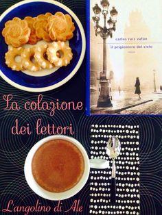 Il prigioniero del cielo di Carlos Ruiz Zafon #zafon #mondadori #libro #leggere #book #breakfast #colazione #lettori