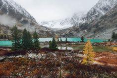 Озеро Куйгук. Фотограф Dmitriy Baginskiy
