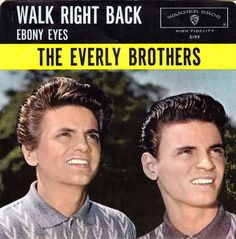 The Everly Brothers were pioneers in rock and roll, R&B, and country music. They influenced many top pop musicians. Explore their 10 best songs. 50s Music, Music Mix, Good Music, Rock And Roll, Bye Bye Love, American Bandstand, Vintage Records, Concert Posters, Best Songs