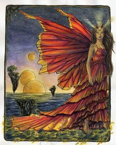 Rhiannon, Goddess of Creation by Joslynn Roetman