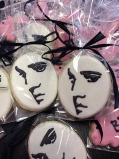 "Elvis Cookies from The Whimsy Cookie Company - From ""The Blind Side"" to The Whimsy Cookie Company, These Memphis Girls Come from Strong Southern Women in our blog..."