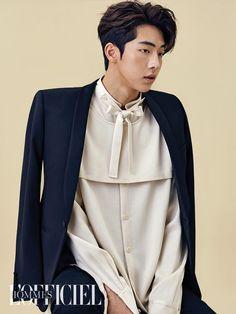 Nam Joo Hyuk - L'Officiel Hommes Magazine November Issue '16