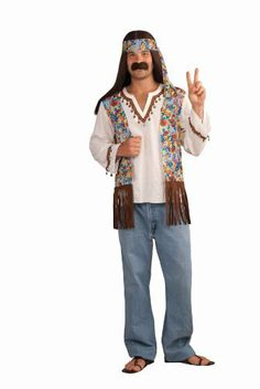 My Hippie Costume, It's not to early to be thinking about your costume!!