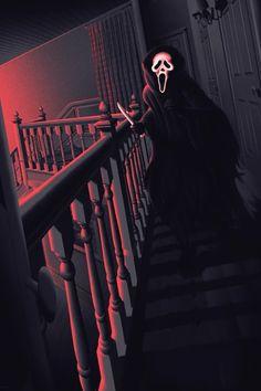 Scream (1996) Poster | TPDb