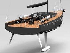 Interesting Sailboats: October 2014