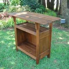 """Need a """"buffet"""" table/storage"""