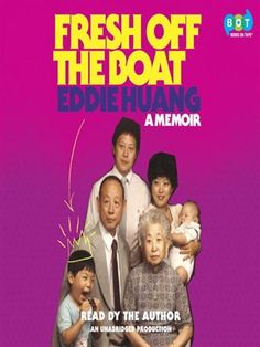 NOW AN ORIGINAL SERIES ON ABC  Start listening to 'Fresh Off the Boat' on OverDrive: https://www.overdrive.com/media/930472/fresh-off-the-boat