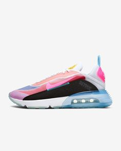 Nike Air Max 2090 BETRUE. Do we LOVE it? #womenssneakers #nike #cutesneakers Nike Air Max, Cute Sneakers, Sneakers Nike, Boys Nike, Latest Shoe Trends, Tie Shoes, Pumas Shoes, Girls Shoes, Sports