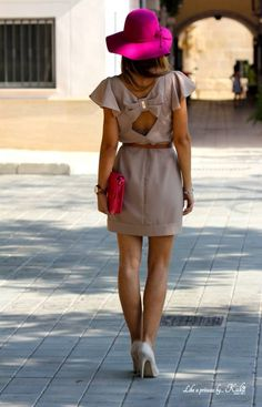 #fashion #style #chic #hat