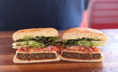 The Greatest Veggie Burger. The World Has Ever Known.
