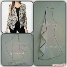 Easy 10 Sewing tutorials tips are offered on our web pages. look at this and you wont be sorry you did. Sewing Dress, Dress Sewing Patterns, Clothing Patterns, Blouse Patterns, Fashion Sewing, Diy Fashion, Ideias Fashion, Sewing Hacks, Sewing Tutorials