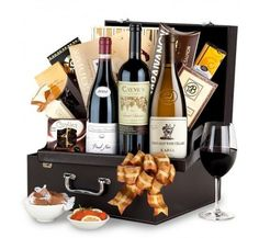 Caymus Holiday Wine Baskets   10531 from Print EZ This unparalleled wine basket is not meant for just anyone