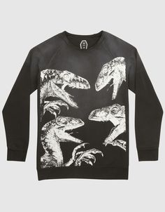 Shoot Her! Crewneck from @Drop Dead Clothing