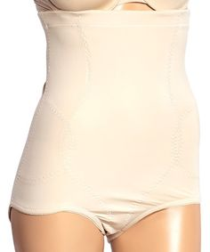 f1329010df9fe Joan Vass Nude High-Waist Shaper Briefs - Plus Too. ShapewearNudeBriefsHigh  WaistSlip On