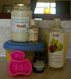 lotion bar to make with possible sources for ingredients, also
