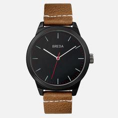 Men's 8184A Watch In Black   Breda Watches