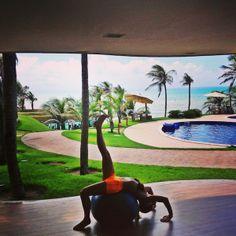 Fitness com Camila D´ Santis