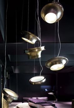 AFTER GLOW lamp from Ceccotti Colleziooni designed by Vincenzo de Cotiis