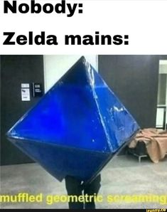 This is why I typically use Zelda in Smash bros with custom moves Video Game Memes, Video Games Funny, Funny Games, Gamer Humor, Gaming Memes, Super Smash Bros Memes, Little Mac, Legend Of Zelda Memes, Funny Pictures