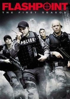 Flashpoint - entertaining Canadian show, filmed in Toronto
