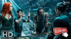 Willem Dafoe, Jason Momoa, James Wan, and Amber Heard in Aquaman Aquaman 2018, Aquaman Film, Streaming Vf, Streaming Movies, Hd Movies, Movies Online, Jason Momoa, Marvel Comics, Entertainment
