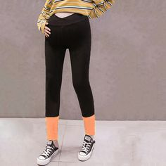 Stylish Colorblock Belly Care Maternity Pants #Belly, #Ad, #Colorblock, #Stylish, #Pants #Adver Short Strapless Prom Dresses, Lace Homecoming Dresses, Maternity Pants, Color Blocking, Capri Pants, Black Jeans, Hair Beauty, Skinny Jeans, Stylish