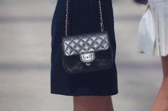643fac65df59 Bag Chanel Woc, Chanel Mini, Catwalk, High Fashion, Delicate, Haute Couture