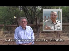 Americans for Sheriff Joe TV Ad: Over the Fence