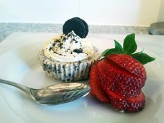 """Cookies and Cream Cheesecake Cupcakes - """"Best cheesecake ever!.......they were devoured within two days."""" @allthecooks #recipe"""