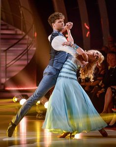 Strictly Come Dancing 2015 - Week 8 - Jay and Aliona