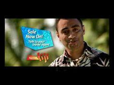 Bula Fiji Television Commercial