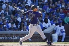 Colorado Rockies third baseman Nolan Arenado named co-NL player of ...