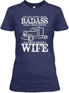 TRUCKER'S WIFE Exclusive T-Shirt