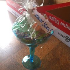 Tropical themed party favor
