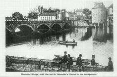 In Viking invaders came across a settlement of people on an island the Shannon River. he site where King John's Castle now stands was a Viking stronghold which was built on King's Island in Limerick City, King John, Vikings, Medieval, Ireland, Castle, The Originals, History, Origins