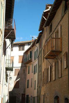 Colmars-les-Alpes, Provence