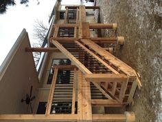 Copperfields-Cedar Deck & Stairs-NRT Contracting-Omaha
