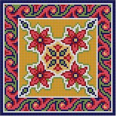 Oriental Tile 1