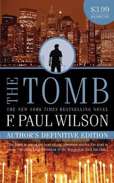 The Tomb (Adversary Cycle, #2) (Repairman Jack #1) by F. Paul Wilson http://www.bookscrolling.com/award-winning-science-fiction-fantasy-books-1985/