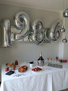 Tavolo aperitivo per festeggiare 30 anni