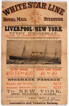 Vintage cruise posters on show Beautiful posters of cruising in a bygone age are on show for the first time in Liverpool Liverpool Town, Liverpool Docks, Liverpool History, Liverpool England, Titanic Ship, Rms Titanic, Titanic Sinking, Titanic History, Ocean Cruise