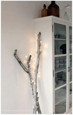 pretty idea for party lighting