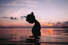 HD wallpaper: silhouette of a woman in body of water during sunset, mike, monaghan Sunset Silhouette, Girl Silhouette, Landscape Silhouette, Travel Wallpaper, Girl Wallpaper, Sunset Wallpaper, 1080p Wallpaper, Wallpaper Backgrounds, Silhouette Fotografie