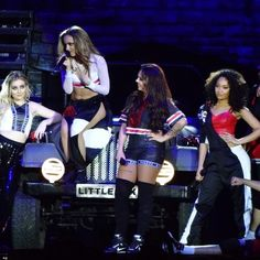 Little mix - SALUTE! SALUTE! And they DEFINITELY have my attention