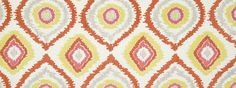 Ring Stitch | Coral Reef - Fabric - All products | ROBERT ALLEN